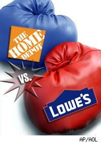 similarities and differences between lowes and home depot This assessment will evaluate different views of capital structure using home depot financial information from march 10, 2014 the evaluation will compare home depot to its largest competitor (lowes) discussing similarities and differences.